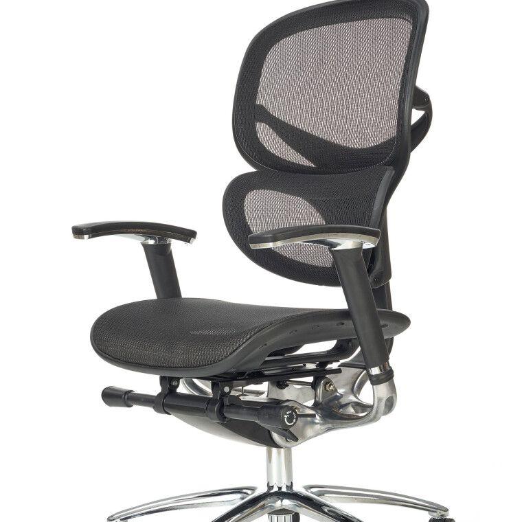 Кресло поворотное Halmar President    Черный - 11