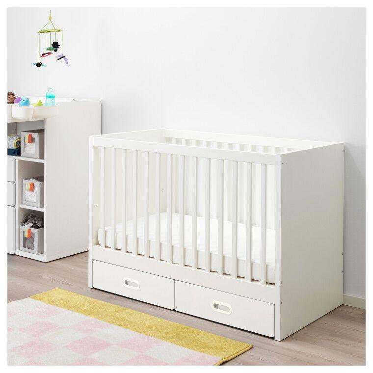 Кроватка детская STUVA / FRITIDS - 9
