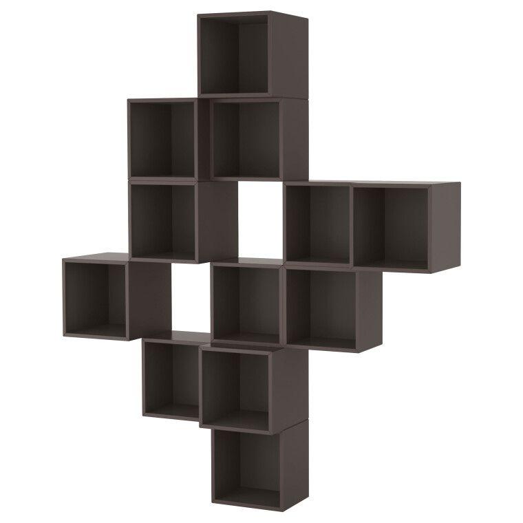 Комбинация навесных шкафов EKET