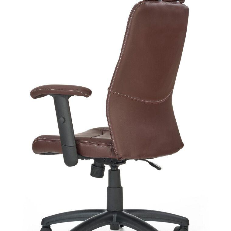 Крісло поворотне Halmar Stilo | Коричневий - 3