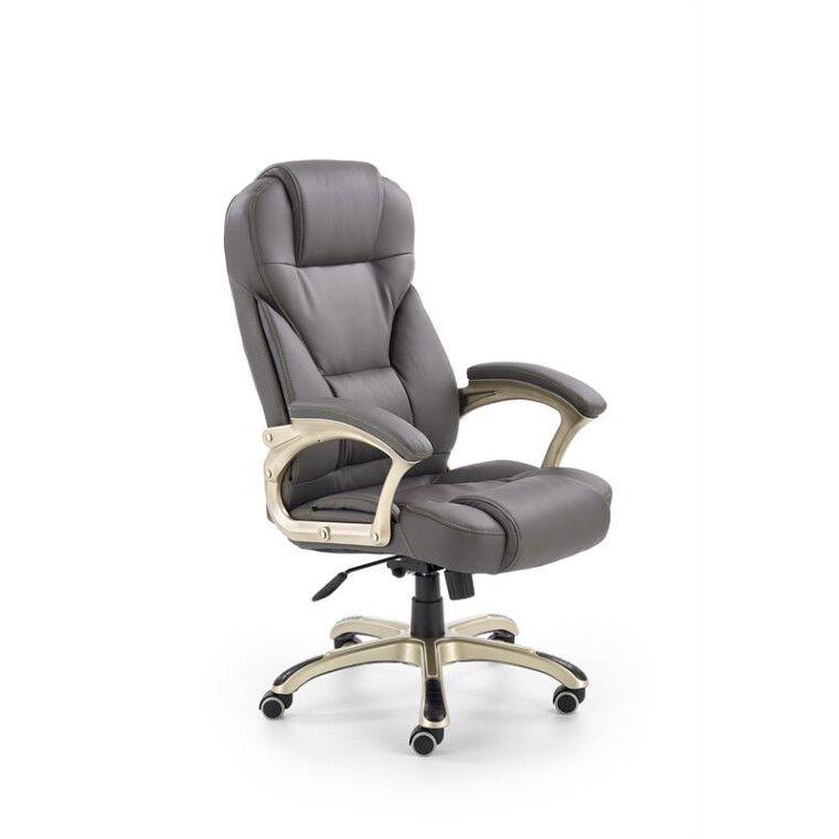 Кресло поворотное Halmar Desmond | Серый