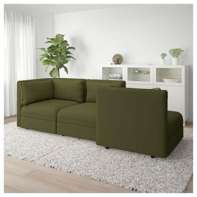Модульная система дивана VALLENTUNA - 6
