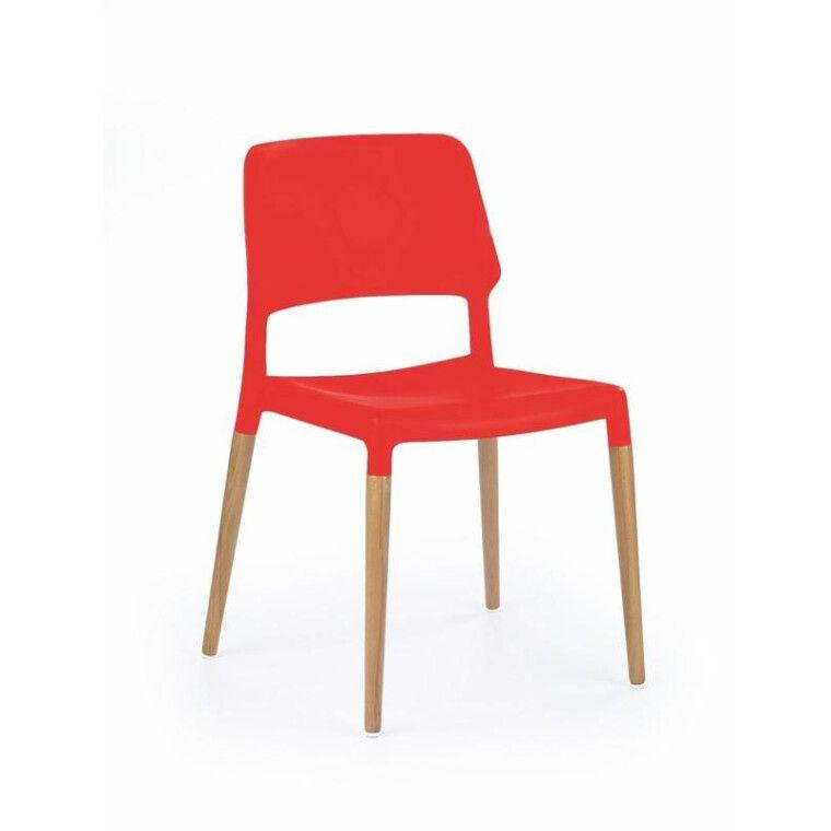 Стул Halmar K-163 | Красный