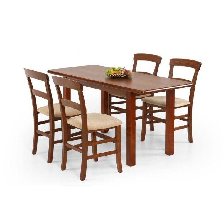 Стол раздвижной Halmar Dinner | Черешня античная