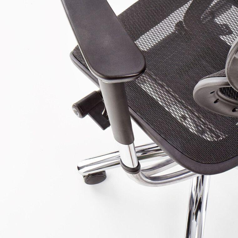Кресло поворотное Halmar President    Черный - 9