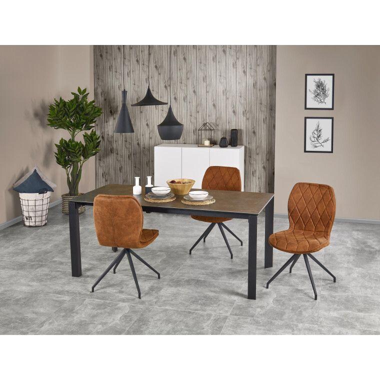 Стол раздвижной Halmar Horizon | Серый