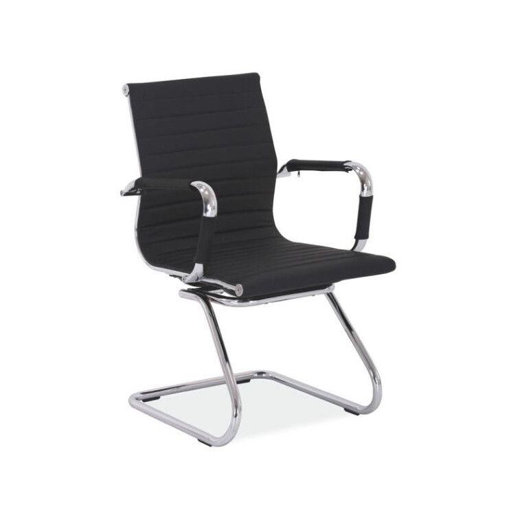 Кресло офисное Signal Q-123   Черный