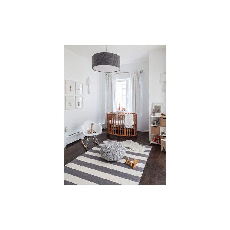 Кресло-качалка Signal Mondi II | Белый / бук - 2