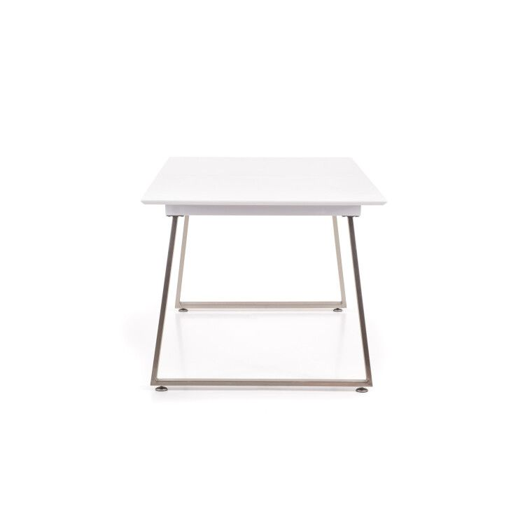 Стол раскладной Halmar Thomas | Белый / Бетон - 9