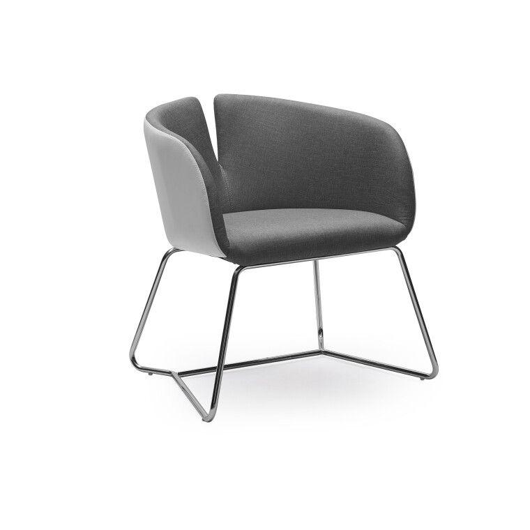Кресло Halmar Pivot   Серый фото