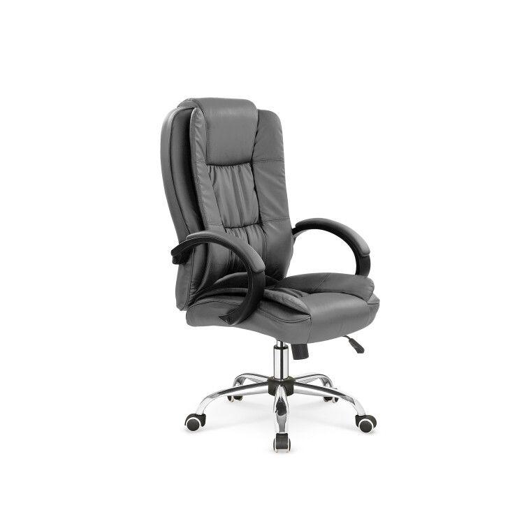 Кресло поворотное Halmar Relax | Серый