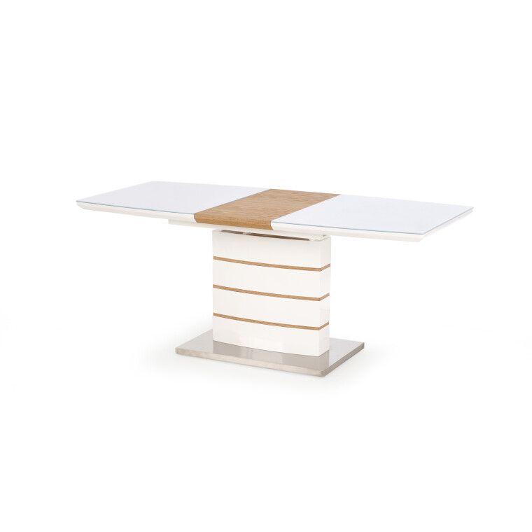 Стол раскладной Halmar Toronto | Белый / дуб золотой - 10