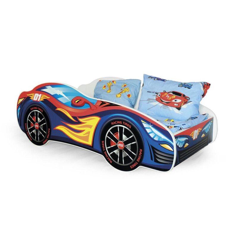 Ліжко дитяче Halmar Speed | Перегоновий автомобіль