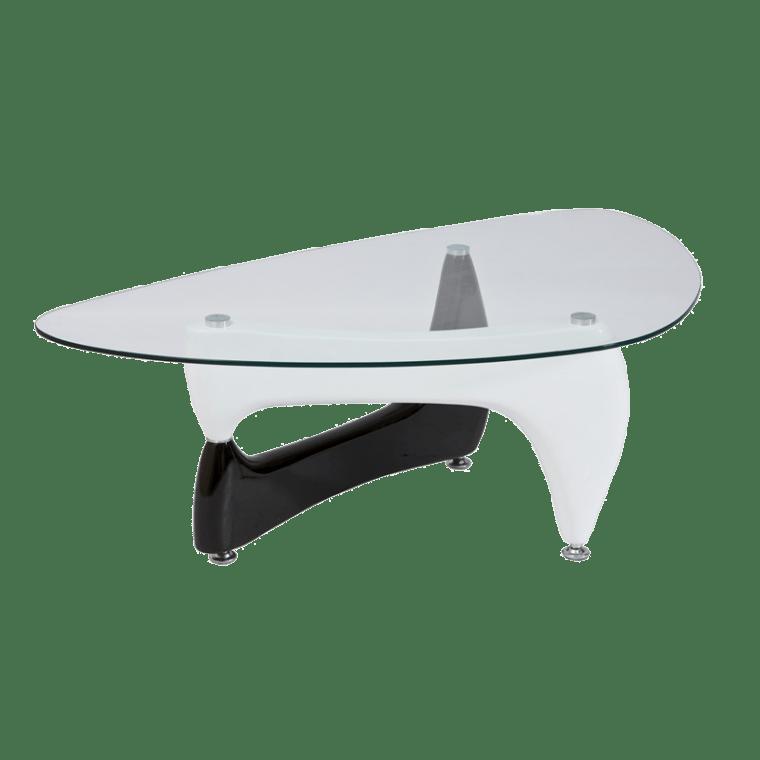Столик журнальный Signal Omega | Черный / белый