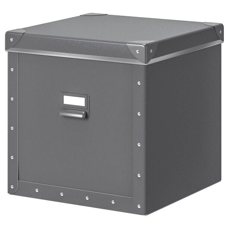 Коробка с крышкой FJÄLLA