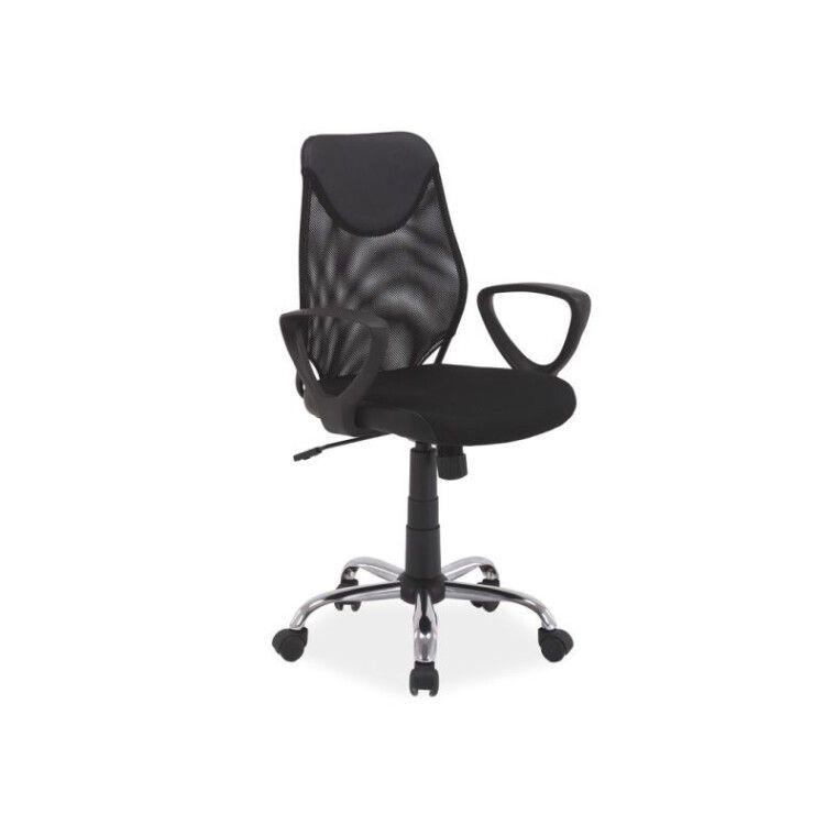 Кресло поворотное Signal Q-146 | Черный