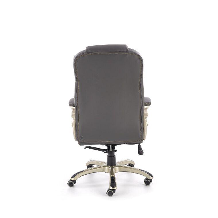 Кресло поворотное Halmar Desmond | Серый - 5