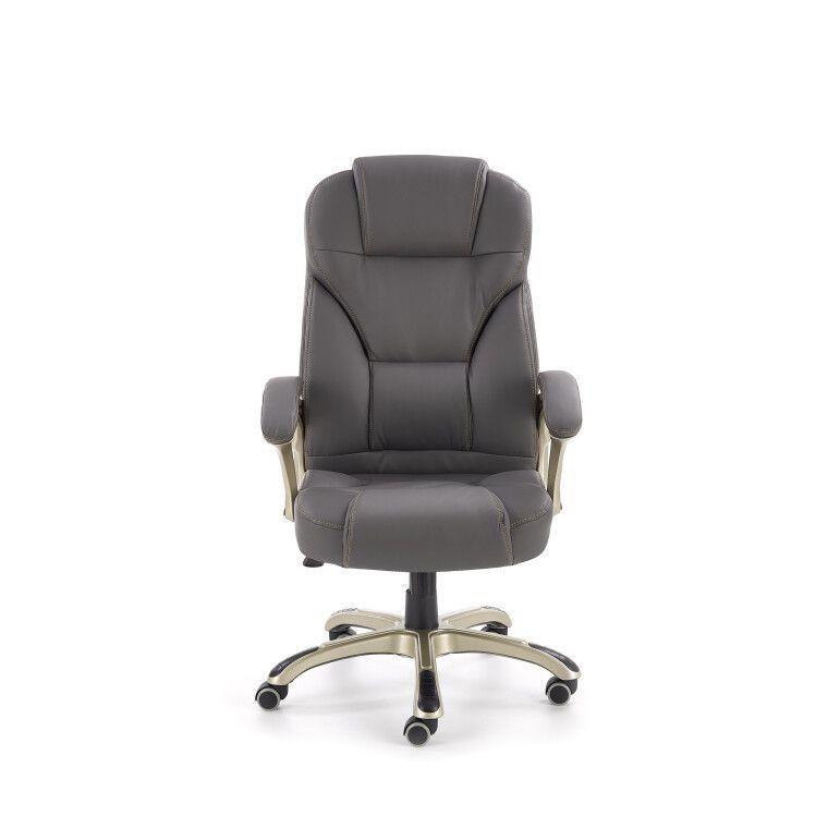 Кресло поворотное Halmar Desmond | Серый - 7
