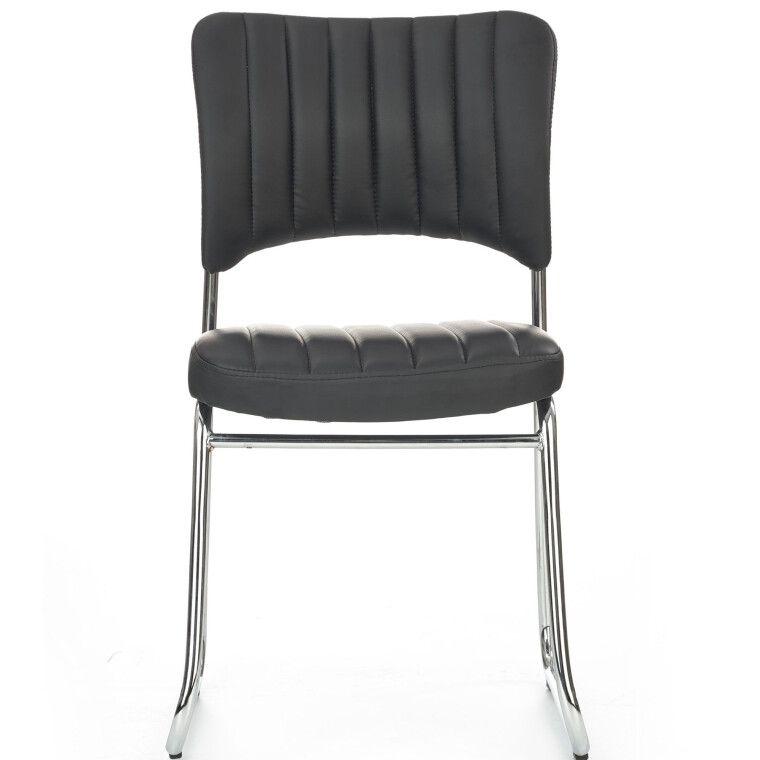 Кресло офисное Halmar Rapid | Черный - 4