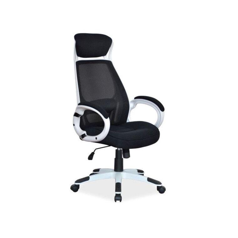 Кресло поворотное Signal Q-409 | Черный