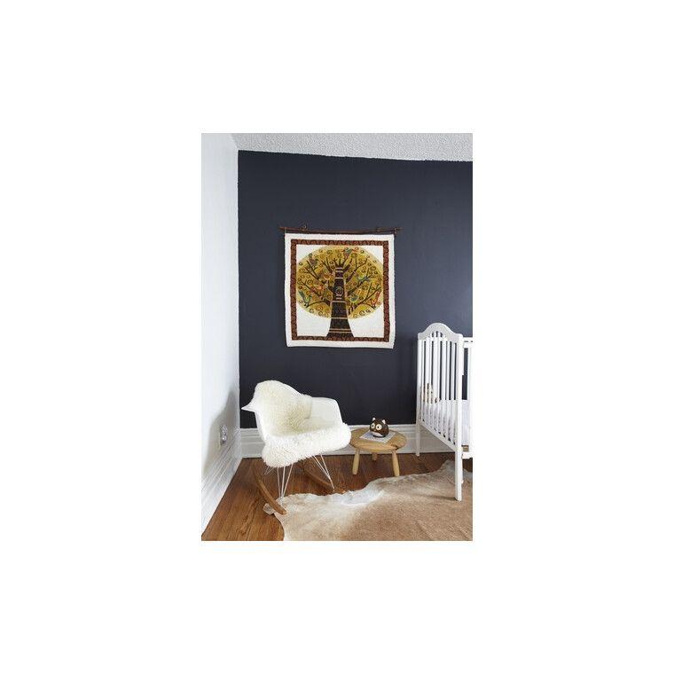 Кресло-качалка Signal Mondi II | Белый / бук - 3