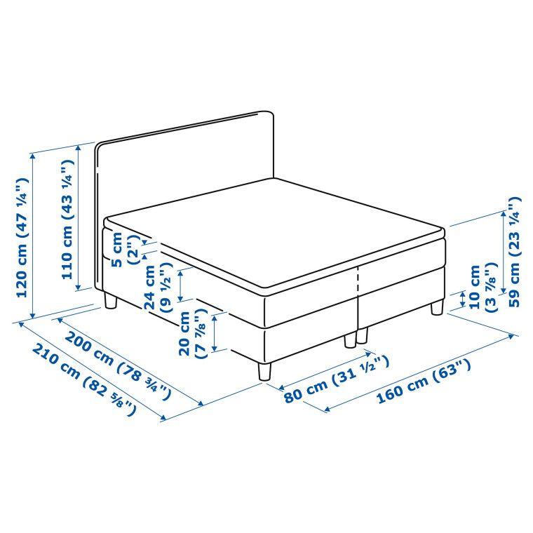 Кровать DUNVIK - 4