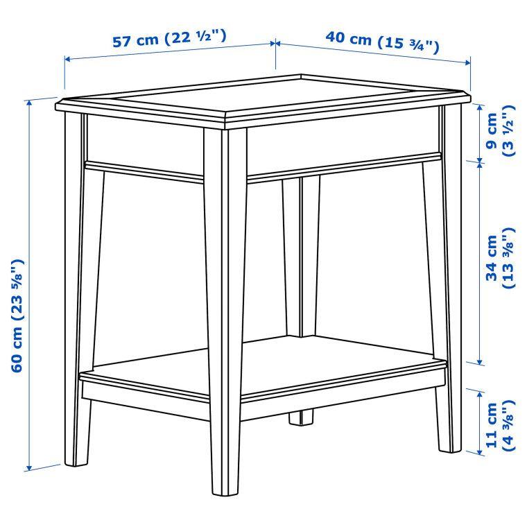 Столик LIATORP - 2