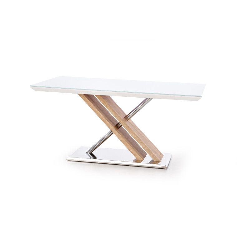 Стол обеденный Halmar Nexus | Дуб Сонома / Белый - 3