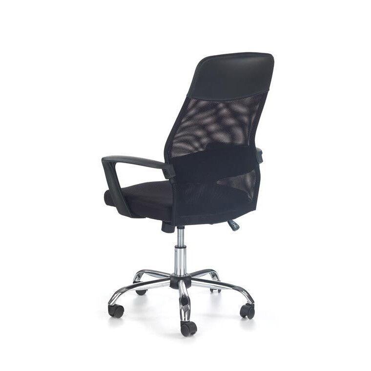 Кресло поворотное Halmar Carbon  | Черный - 2