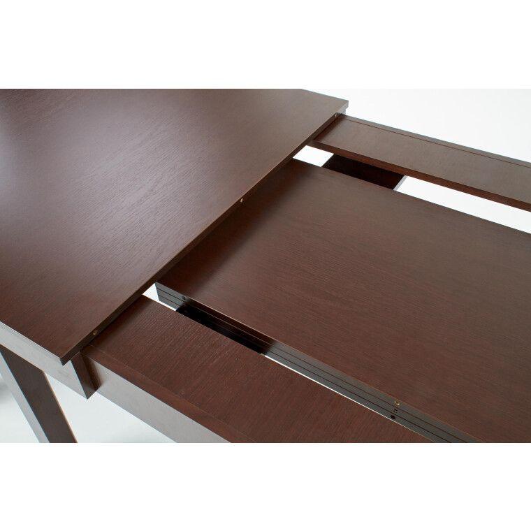 Стол раскладной Halmar Seweryn | Темный орех - 4