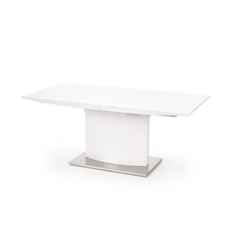 Стол раздвижной Halmar Marcello | Белый - 3