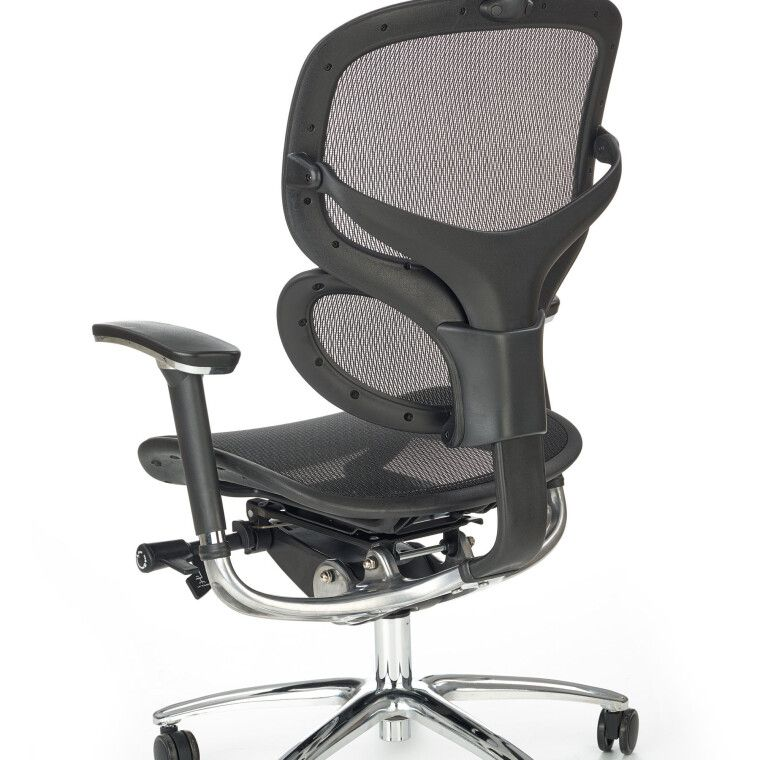 Кресло поворотное Halmar President    Черный - 10