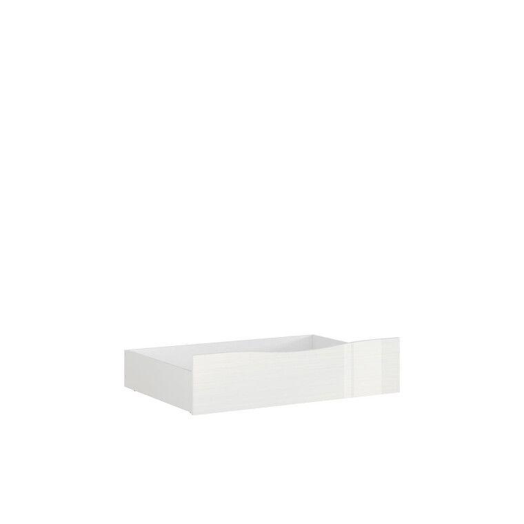 Ящик для кровати BRW Pori   Белый глянец - 2