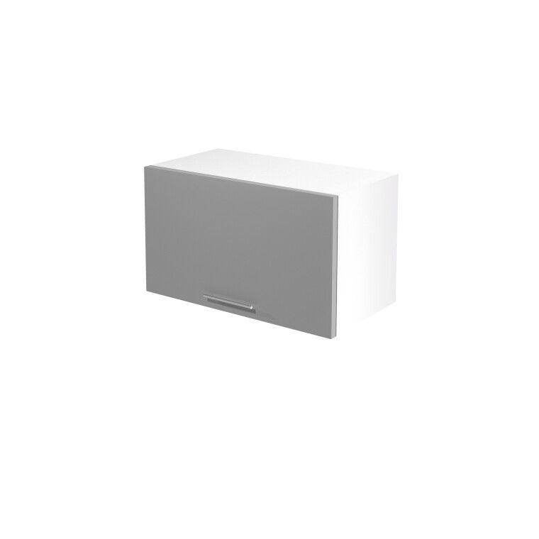 Верхний шкаф модульный Halmar Vento GO-60/36 | Светло-серый