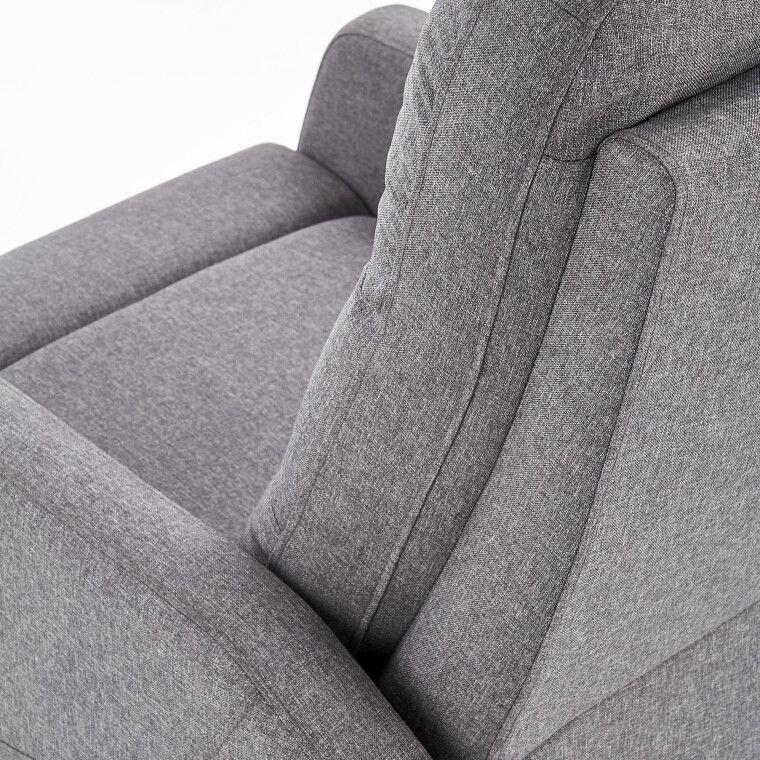 Кресло Halmar Felipe| Серый - 6