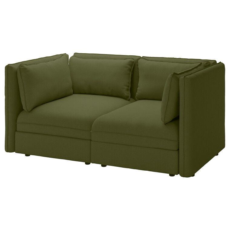 Модульная секция дивана VALLENTUNA