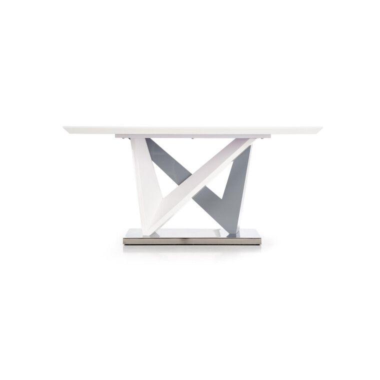 Стол обеденный Halmar Cortez | Белый / серый - 7