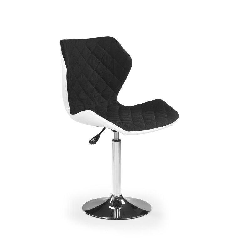 Кресло поворотное Halmar Matrix 2 | Белый / черный