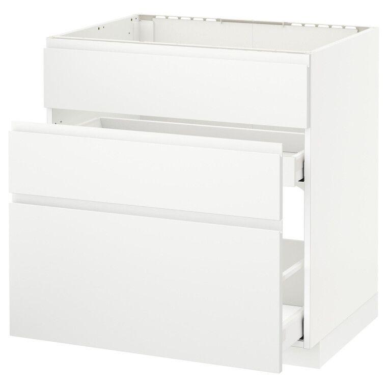 Шкаф под мойку METOD / MAXIMERA