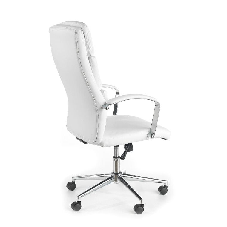 Кресло поворотное Halmar Aurelius   Белый - 3