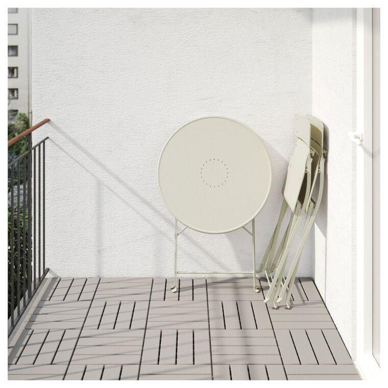 Комплект мебели садовой SALTHOLMEN - 8