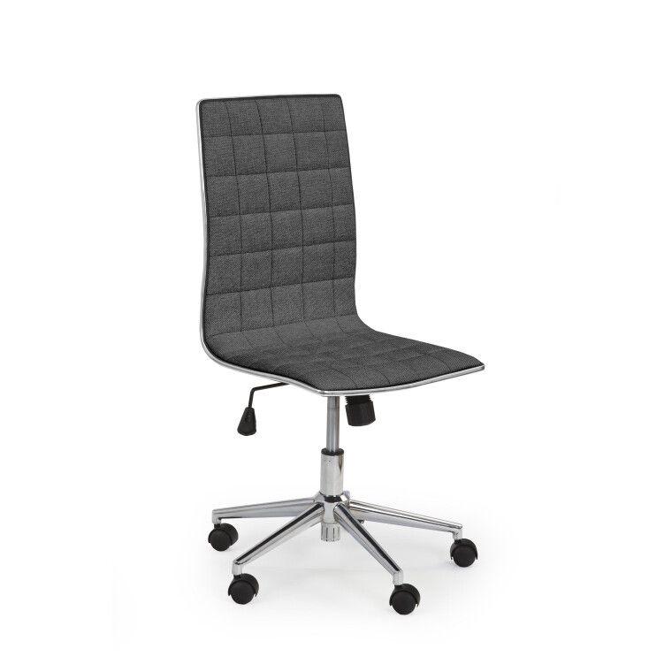 Кресло поворотное Halmar Tirol 2   Серый