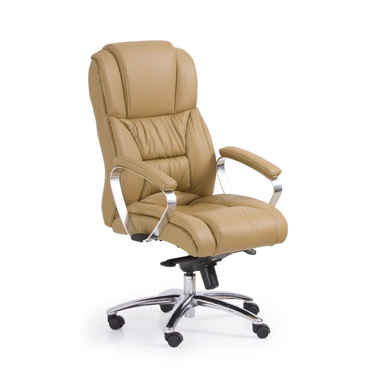 Кресло поворотное Halmar Foster | Бежевый