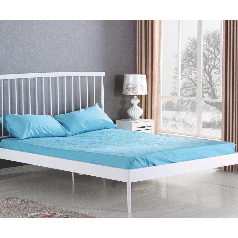 Кровать Halmar Brenda | 160х200 / Белый