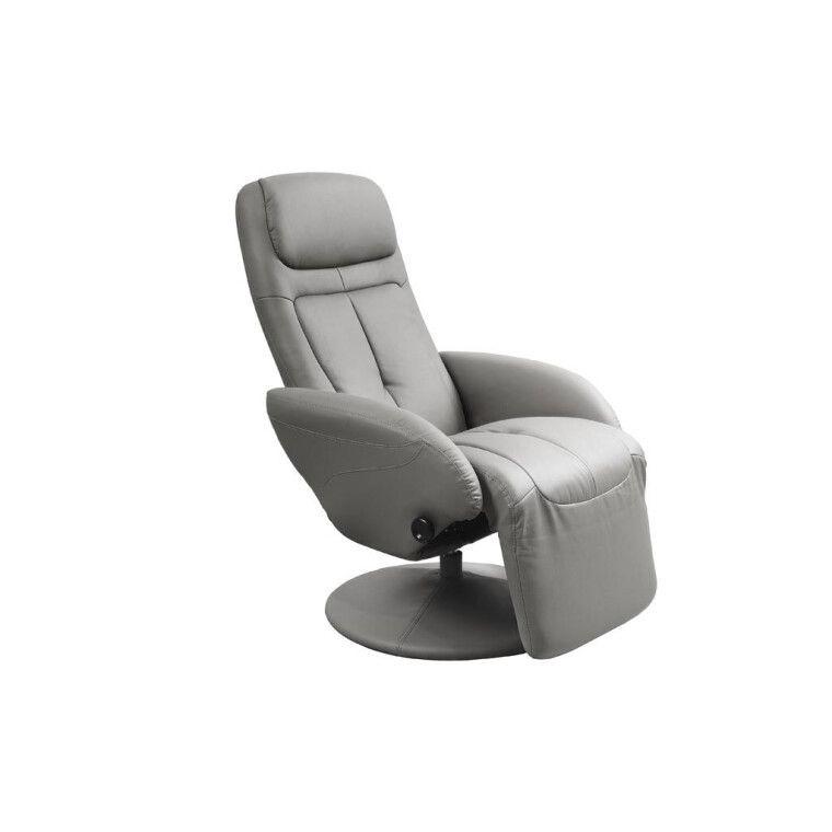 Кресло раскладное Halmar Optima | Серый