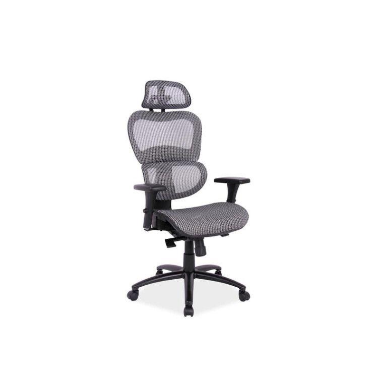 Кресло поворотное Signal Q-488 | Серый