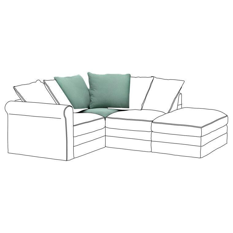Модульная секция дивана GRÖNLID