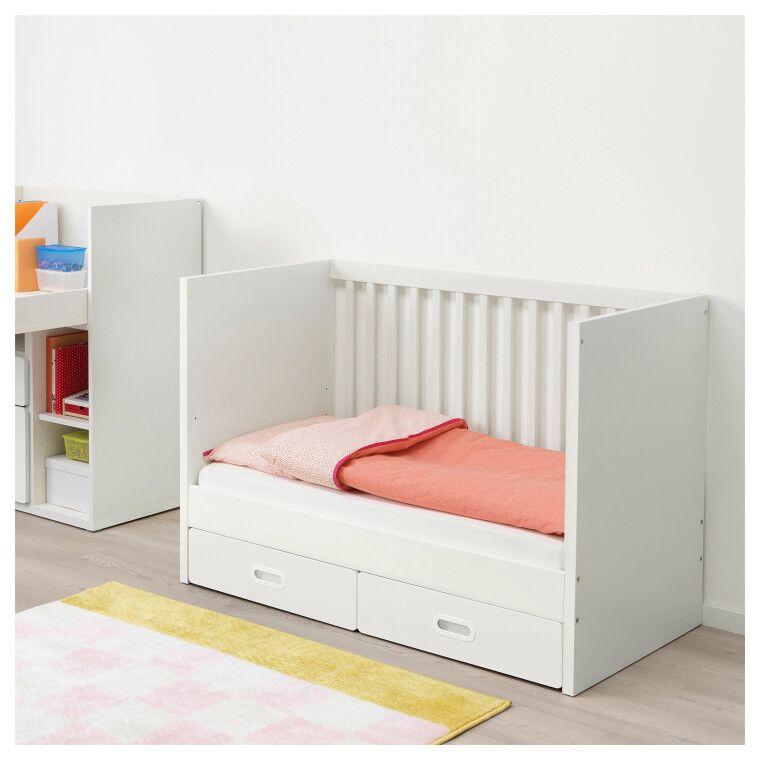 Кроватка детская STUVA / FRITIDS - 8