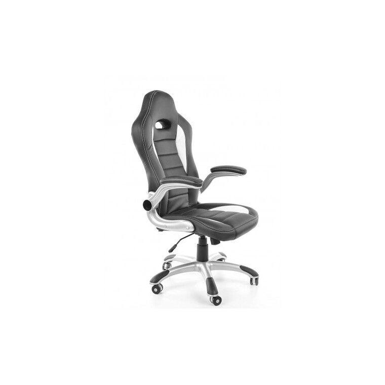 Кресло поворотное Signal Q-024   Черный / белый - 4