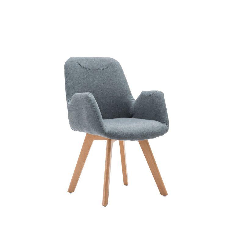 Кресло Halmar Safari   Серый